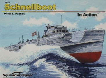 Schnellboot in Action, by David L. Krakow